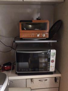 電子レンジ・トースター