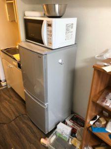 電位sレンジ、冷蔵庫