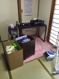 パソコン周辺機器、掃除機、棚etc