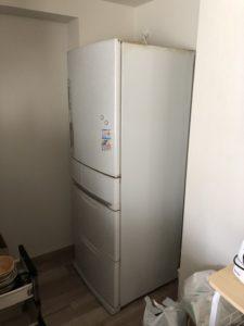 冷蔵庫、不燃物