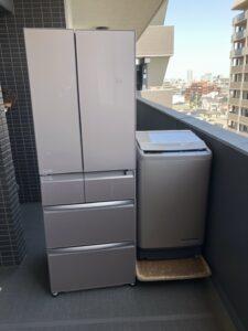 冷蔵庫 洗濯機 回収作業
