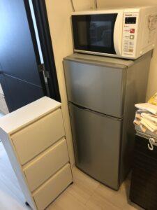 冷蔵庫 電子レンジ 回収処分