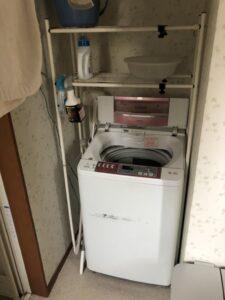洗濯機 回収処分