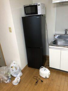 冷蔵庫 電子レンジ 炊飯器 回収